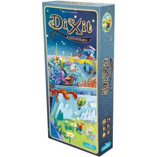 Dixit: 10th Anniversary (Second Edition) - разширение за настолна игра