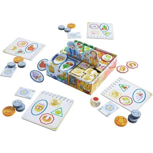Моите първи игри: На пазар (My Very First Games: To Market!) - настолна игра