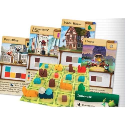 Tiny Towns: Villagers - разширение за настолна игра