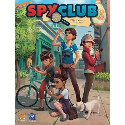 Spy Club - настолна игра