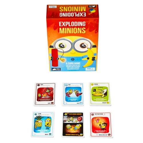Exploding Minions - настолна игра