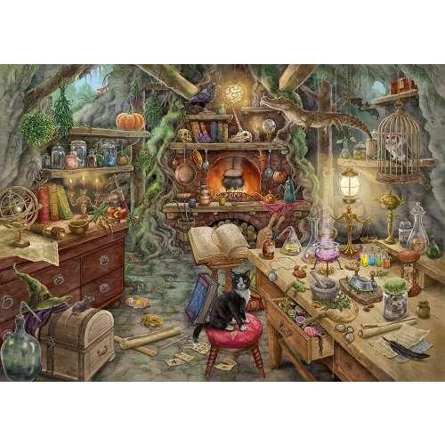 Exit Puzzle: The Witches Kitchen - пъзел със загадки