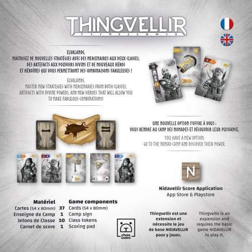 Nidavellir: Thingvellir - разширение за настолна игра