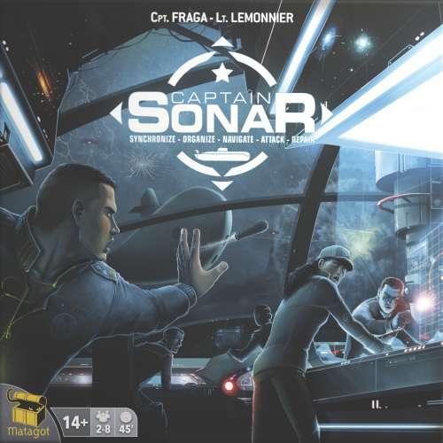Captain Sonar - настолна игра