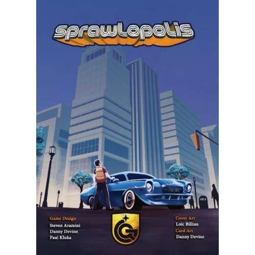 Sprawlopolis - настолна игра