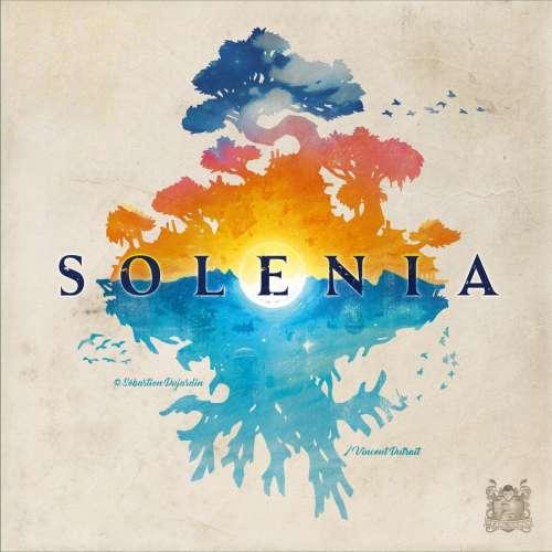 Solenia - настолна игра