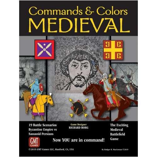 Commands & Colors: Medieval - настолна игра
