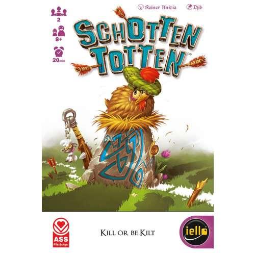 Schotten Totten - настолна игра