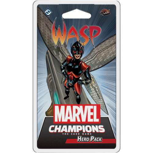 Marvel Champions: The Card Game – Wasp Hero Pack - разширение за настолна игра