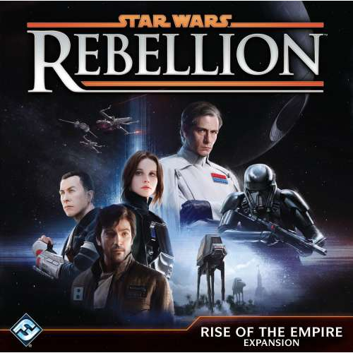 Star Wars: Rebellion – Rise of the Empire - разширение за настолна игра