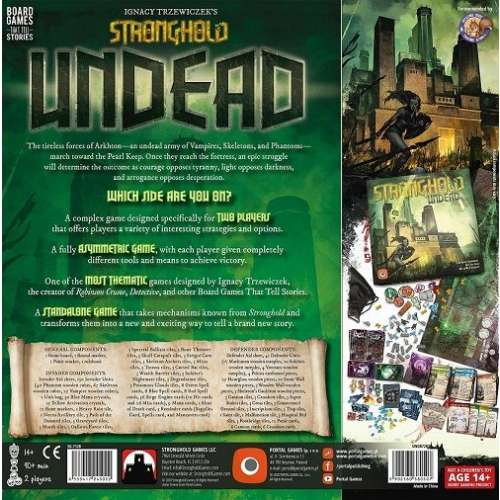 Stronghold: Undead (Second Edition) - настолна игра