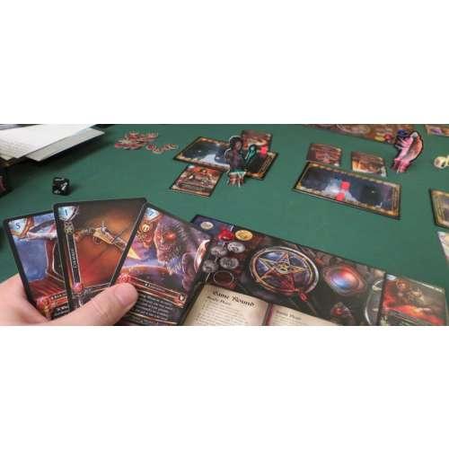 Sorcerer - настолна игра