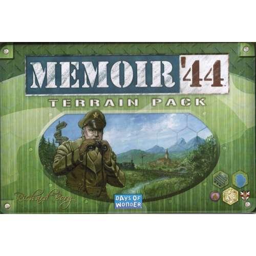 Memoir '44: Terrain Pack - разширение за настолна игра