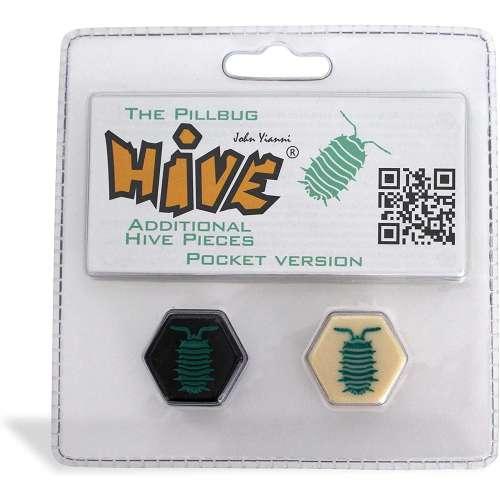 Hive Pocket: The Pillbug - настолна игра