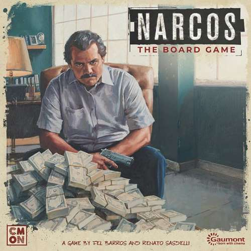 Narcos: The Board Game - настолна игра