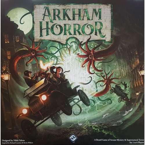 Arkham Horror (Third Edition) - настолна игра