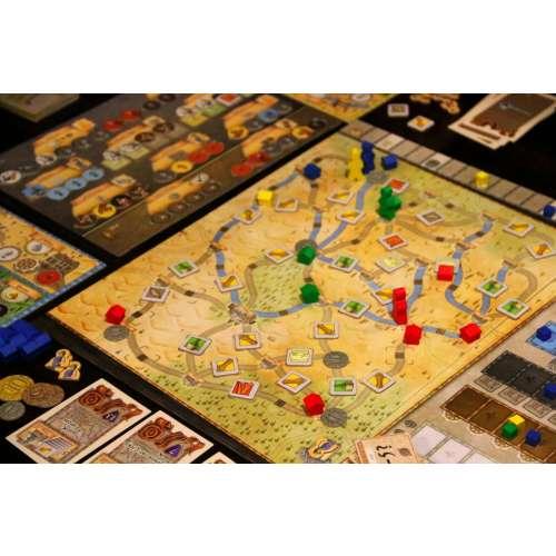 Orléans: Trade & Intrigue - разширение за настолна игра