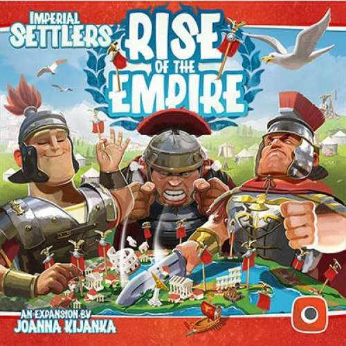 Imperial Settlers: Rise of the Empire - разширение за настолна игра
