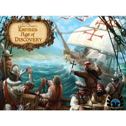Empires: Age of Discovery - настолна игра