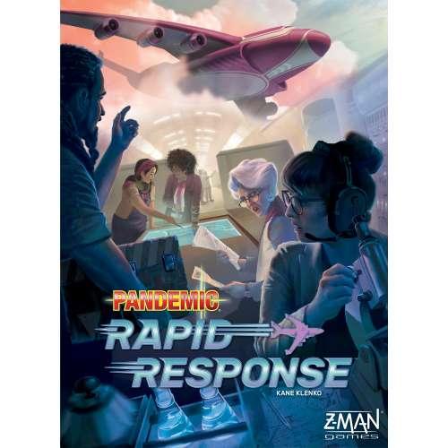 Pandemic: Rapid Response - настолна игра