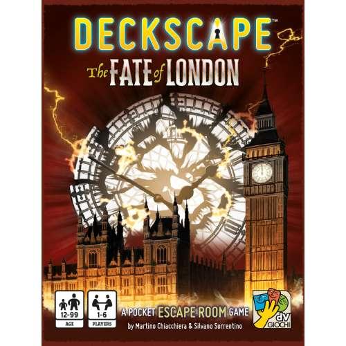 Deckscape: The Fate of London - настолна игра