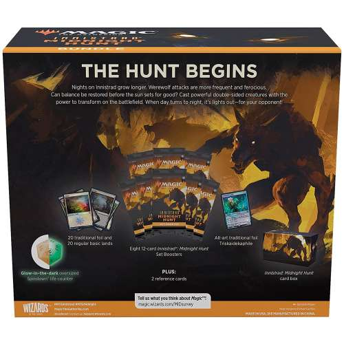 Magic: The Gathering - Innistrad: Midnight Hunt Bundle