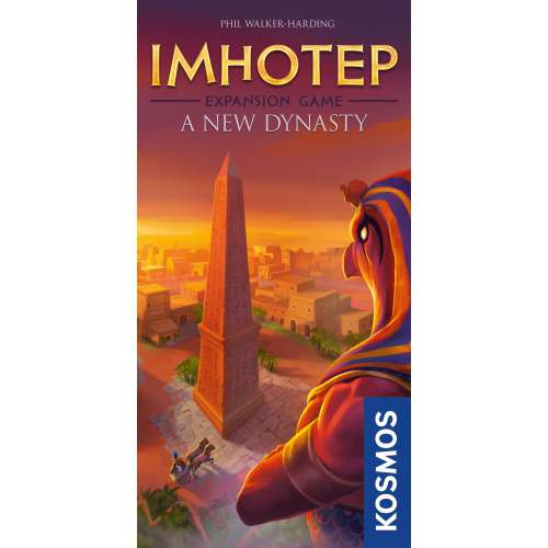 Imhotep: A New Dynasty - разширение за настолна игра