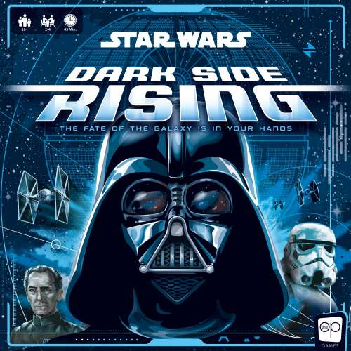 Star Wars: Dark Side Rising - настолна игра