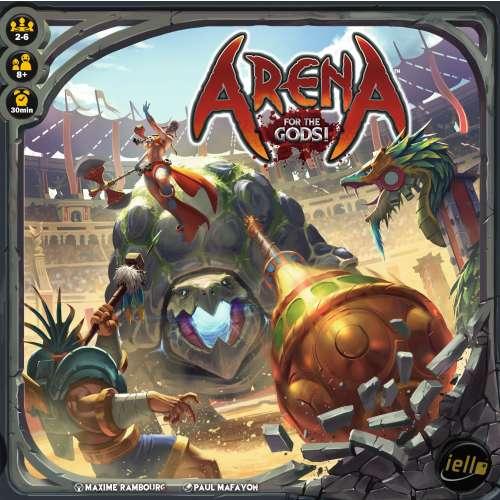 Arena: For the Gods! - настолна игра