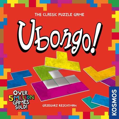 Ubongo - настолна игра