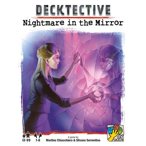 Decktective: Nightmare in the Mirror - настолна игра