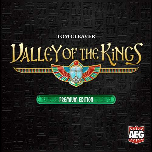 Valley of the Kings: Premium Edition - настолна игра