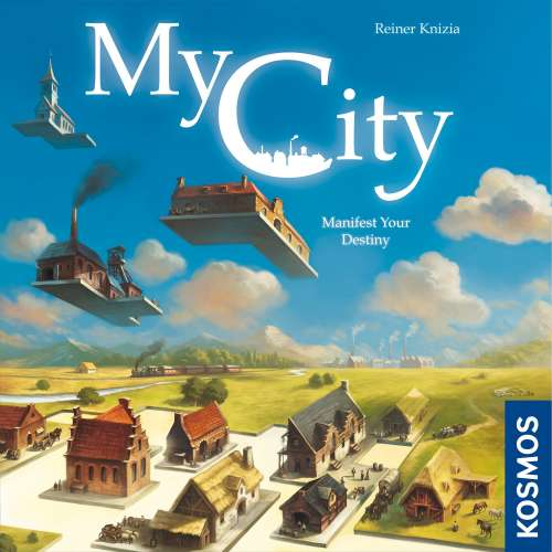 My City - настолна игра