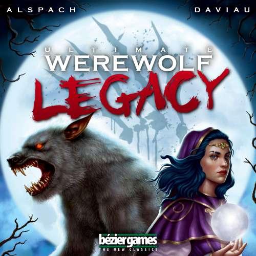 Ultimate Werewolf Legacy - настолна игра