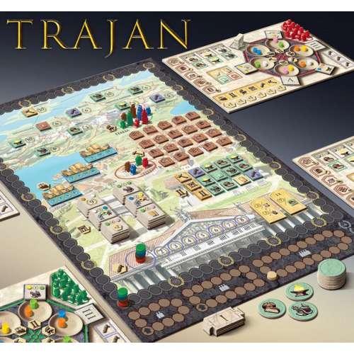 Trajan - настолна игра