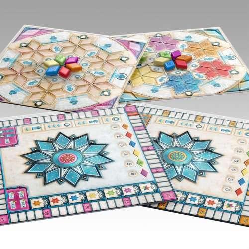 Azul Summer Pavilion: Glazed Pavilion - разширение за настолна игра