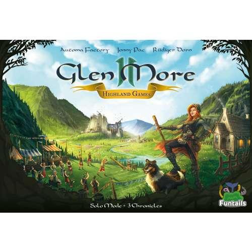 Glen More II: Highland Games - разширение за настолна игра