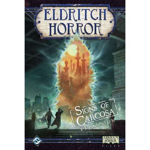Eldritch Horror: Signs of Carcosa - разширение за настолна игра