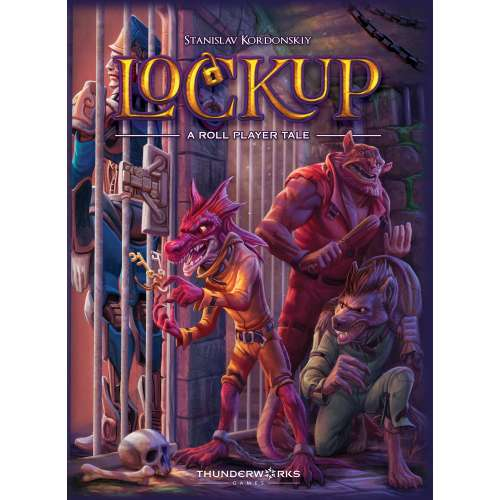 Lockup: A Roll Player Tale - настолна игра