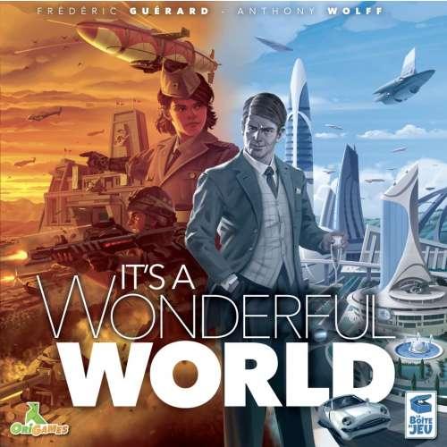 It's a Wonderful World - настолна игра