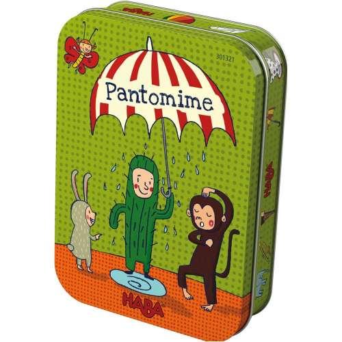 Пантомима (Pantomime) - настолна игра