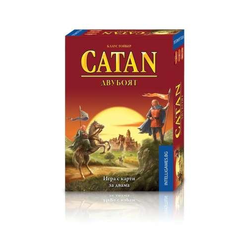 Catan: Двубоят - настолна игра