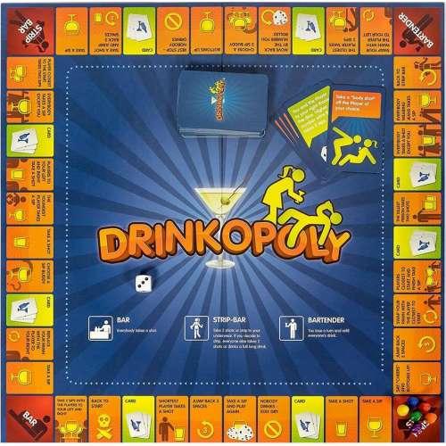 Drinkopoly - настолна игра