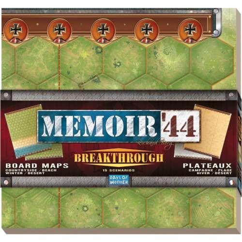 Memoir '44: Breakthrough - разширение за настолна игра