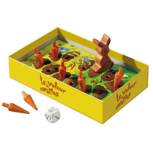 Отгледай морковите! - настолна игра