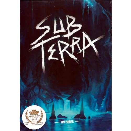 Sub Terra - настолна игра