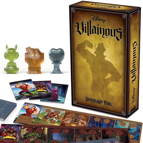 Disney Villainous: Despicable Plots - настолна игра