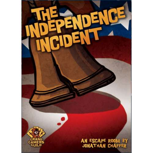 The Independence Incident - настолна игра
