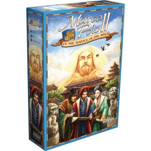 Marco Polo II: In the Service of the Khan - настолна игра