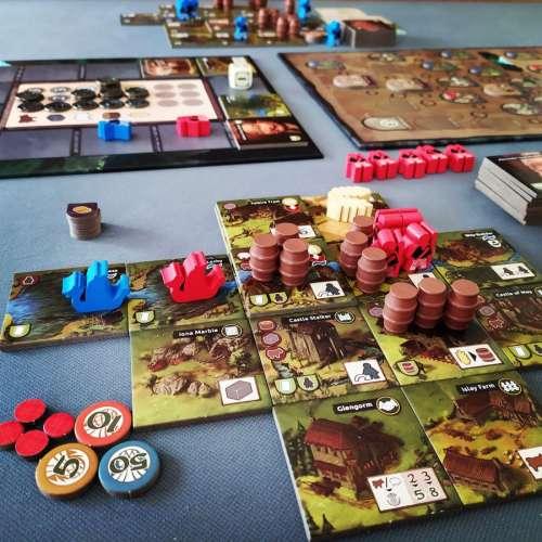 Glen More II: Chronicles - настолна игра